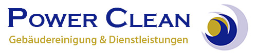 Power Clean GmbH, unser Logo